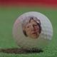 Theresa May Golf Balls