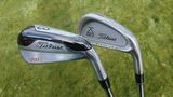 OLD SCHOOL 1-IRON vs TITLEIST 718 T-MB