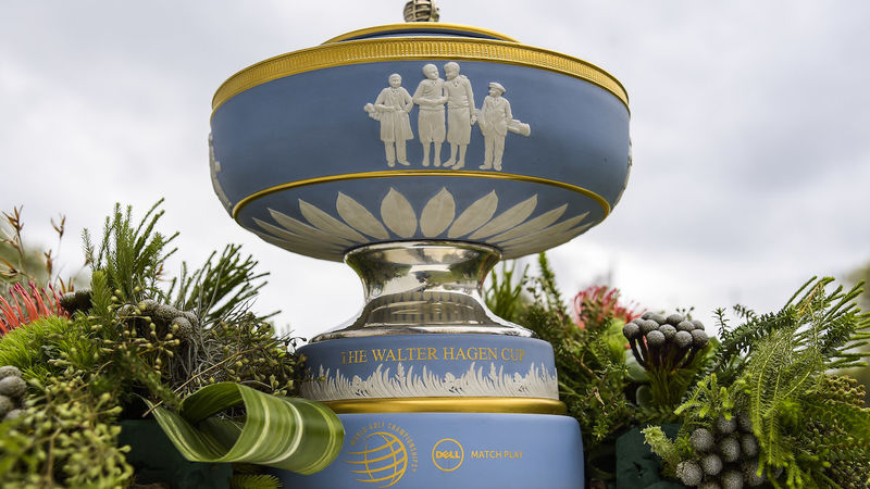 Wgc Dell Technologies Trophy
