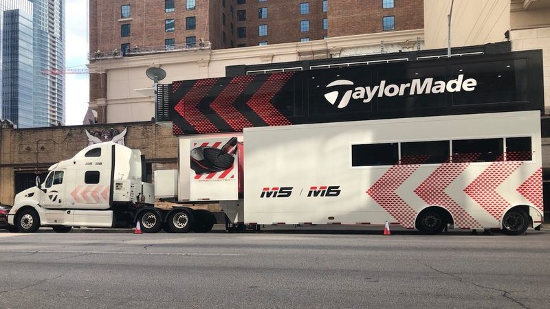 Taylor Made Tour Truck