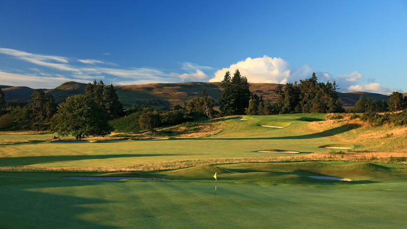 Gleneagles The Kings