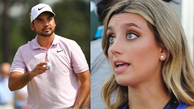 Jason Day And Ellie Day