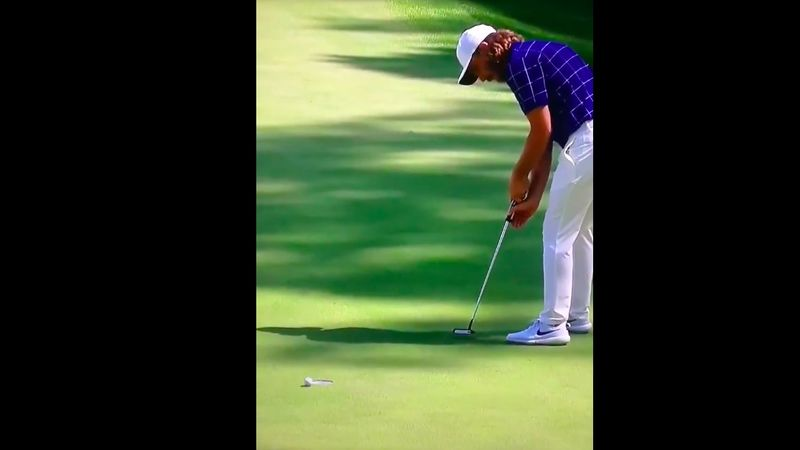 Tommy Fleetwood Missed Putt