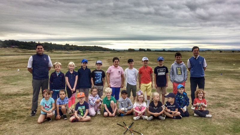 Royal  Troon Summer Camp 1