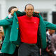 Tiger Woods Green Jacket 2019