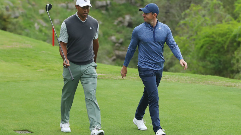 rory mcilroy assesses tiger u0026 39 s chances of passing jack