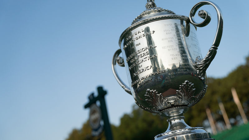 Wanamaker Trophy New