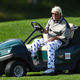 John Daly On Buggy Round 2