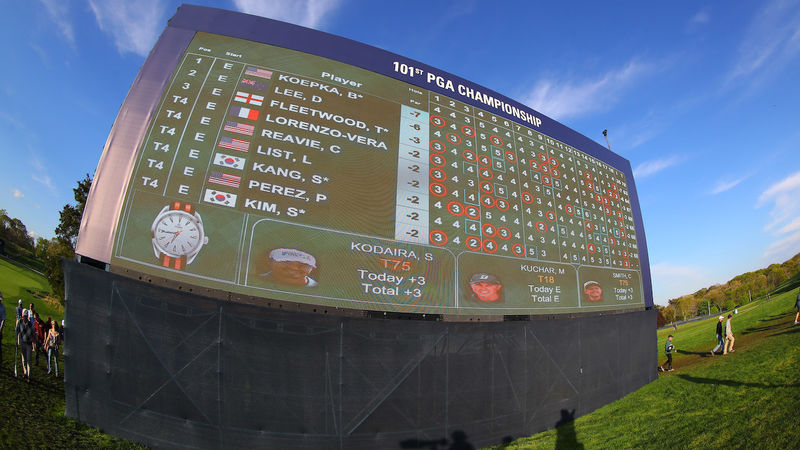 Pga Championship Leaderboard Round 3 Tee Times