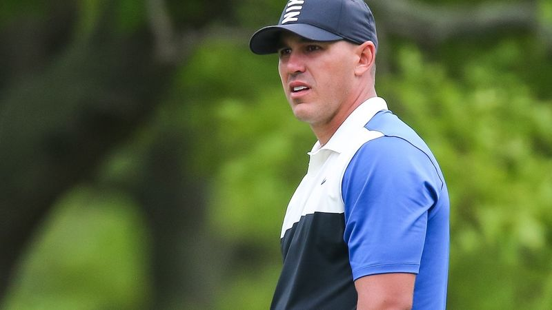 Brooks Koepka Pissed Off