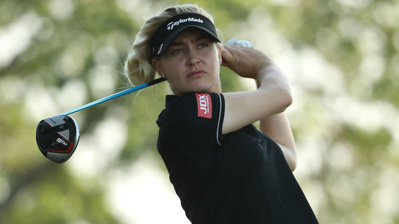 Charley Hull Tm