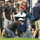 Pebble Beach Cart Crash 1