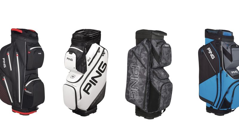 wholesale sales innovative design beauty PING unveils stylish 2019 cart bag collection - bunkered.co.uk
