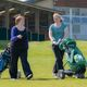Women Playing Golf