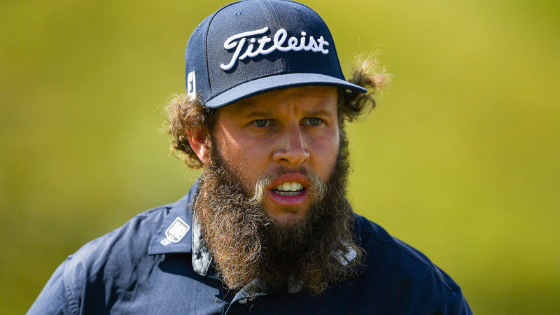 Andrew Beef Johnston 1