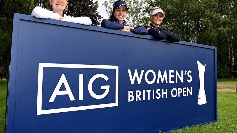 Womens British Open