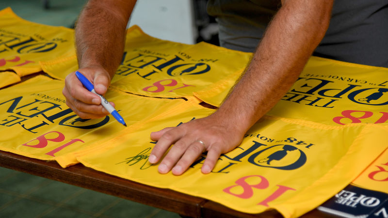 Open Signed Flags