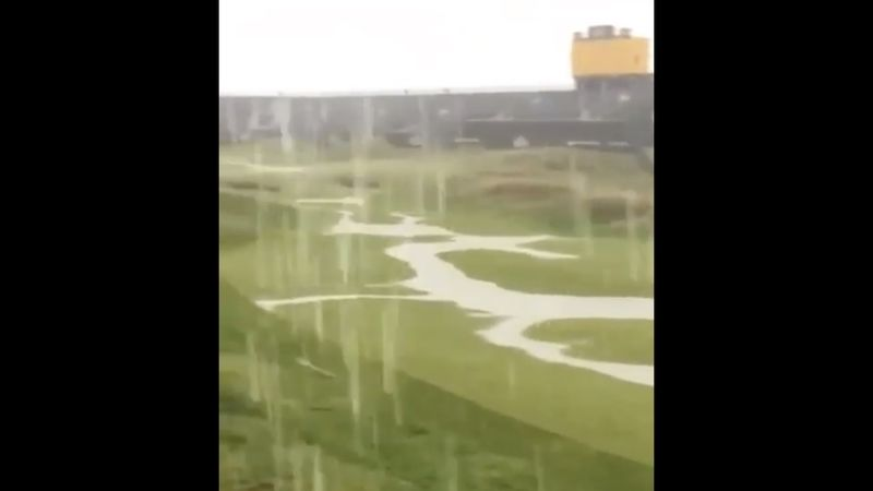 Royal Portrush Wet