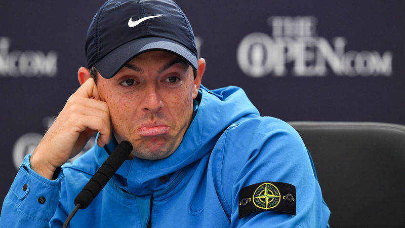 What is the jacket Rory McIlroy is wearing at The ...