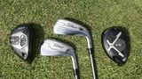FIRST REVIEW! Titleist TS Hybrids & U-Series Utilities