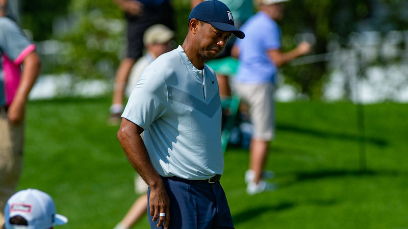 f56488cad Tiger Woods withdraws injured from Northern Trust - bunkered.co.uk