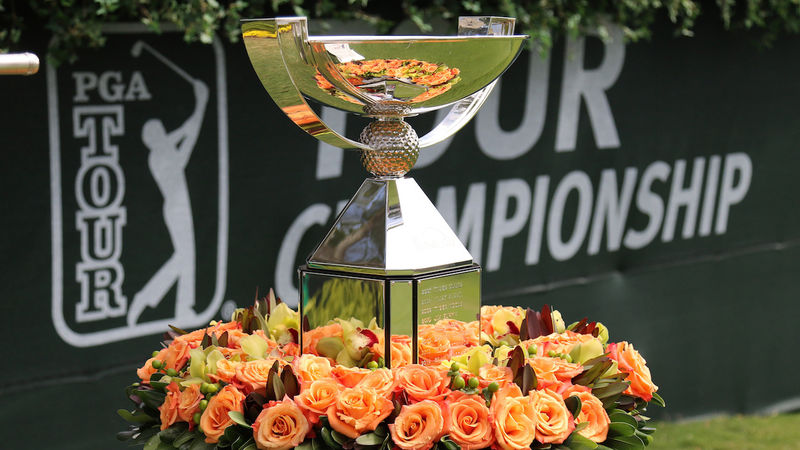 Fed Ex Cup Trophy