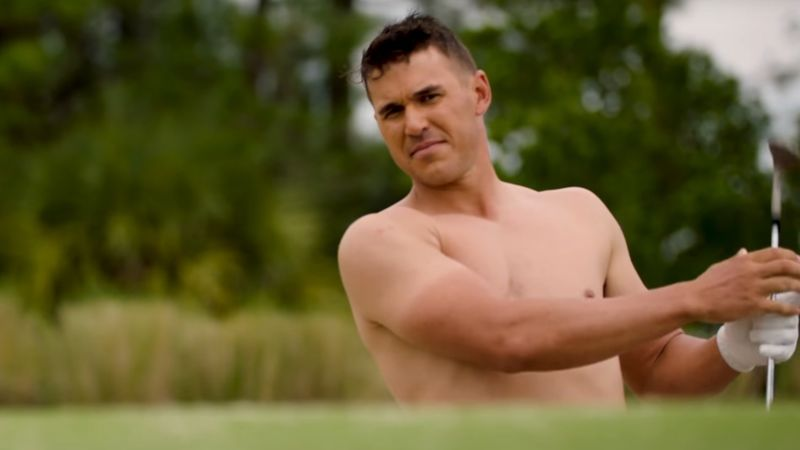 Brooks Koepka Nude Shoot