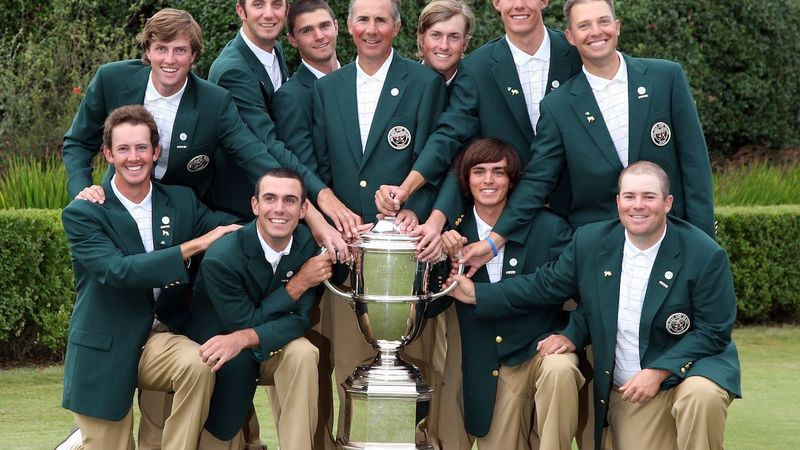 Is this the greatest Walker Cup team of all time? - bunkered.co.uk