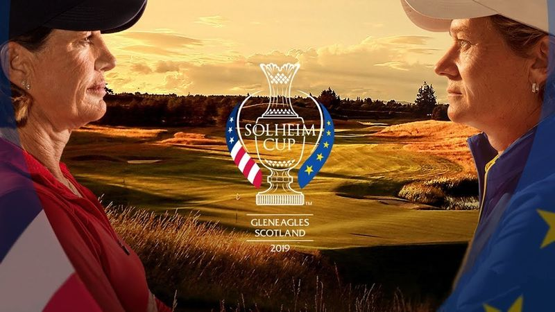 Solheim Cup Tickets Comp