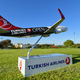 Turkish Airlines Open Tee Marker