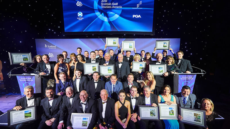 All Of The Winners From The 2019 Scottish Golf Tourism Awards