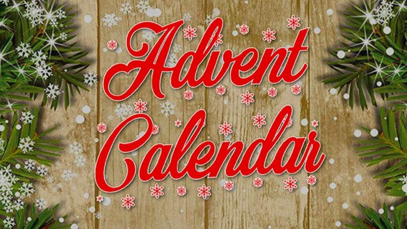Win A Prize A Day With The Bunkered Advent Calendar Bunkered Co Uk