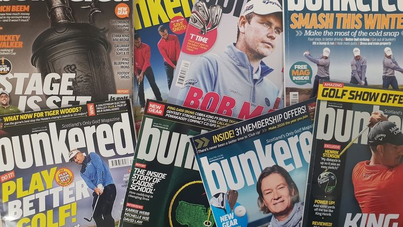Bunkered Covers 2019