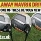 Callaway Mavrik First Look