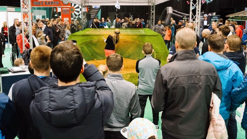 Golf Show Ticket Offer