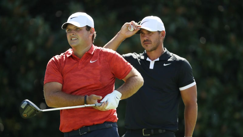 Brooks Koepka And Patrick Reed