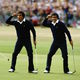 Seve Ballesteros 1984 St Andrews Celebration