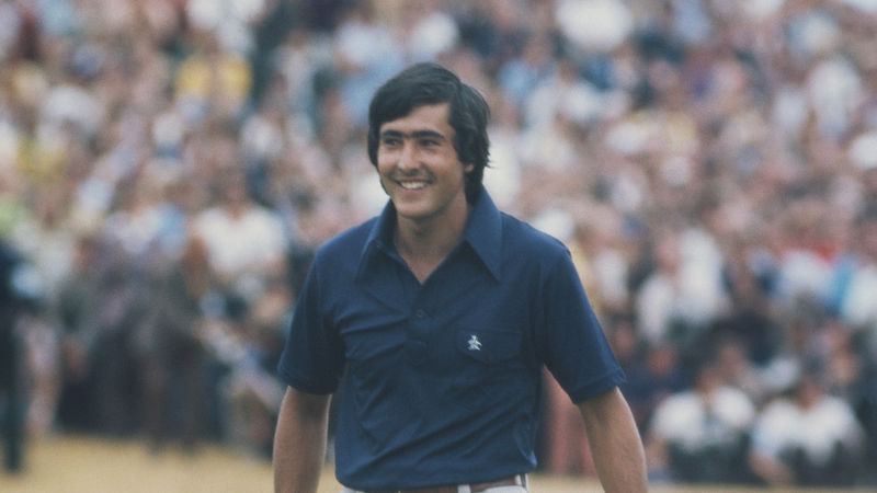Facts About Seve Ballesteros