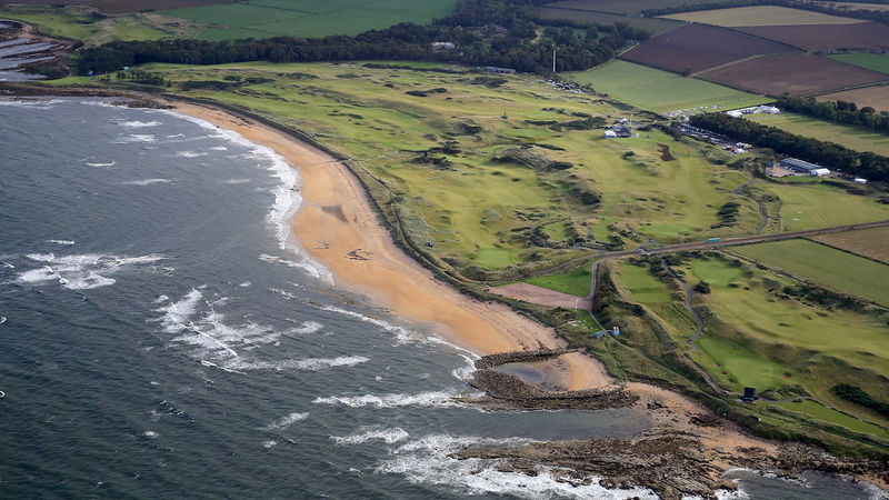 Kingsbarns Aerial