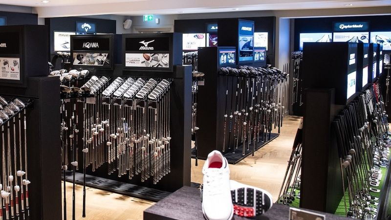 American Golf New Store