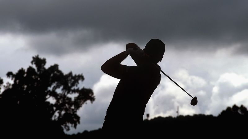 Jason Day Silhouette