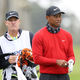 Tiger Woods And Joe La Cava