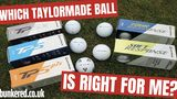 WHICH TAYLORMADE GOLF BALL IS RIGHT FOR ME??? – TP5 vs TP5x vs Tour Response vs Soft Response