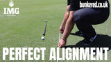 A simple drill for perfect alignment | IMG Academy