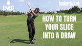 How to turn your slice into a draw | IMG Academy