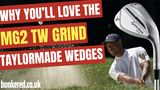 TaylorMade MG2 TW Grind Wedges – Tiger Woods' secret short game weapon