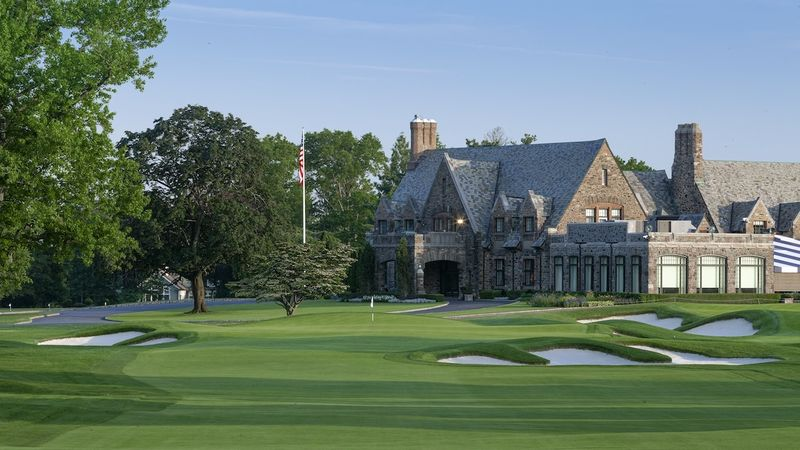 Winged Foot 9Th Hole