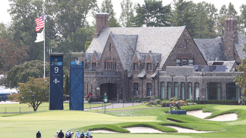 Winged Foot Set Up