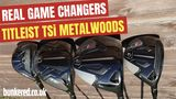 REAL GAME CHANGERS – Titleist TSi metalwoods review