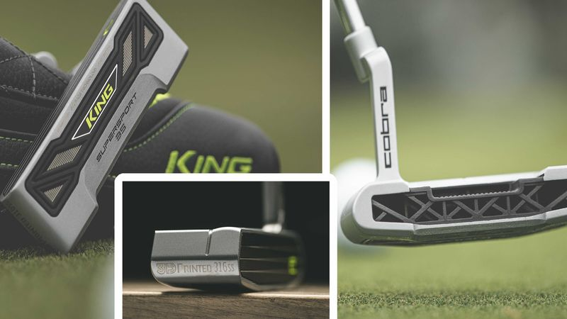 Cobra King Supersport 35 Putter 1